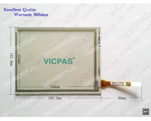 3HAC023195-001 Touch Glass
