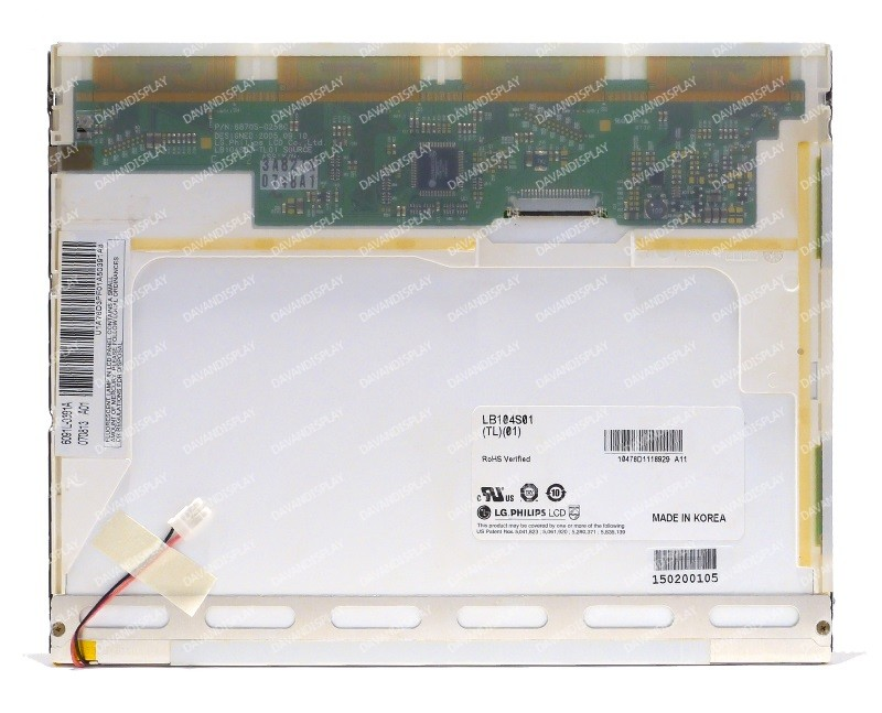 "For LB104S01-TL01 LB104S01-TL02 10.4/"" 800x600 Resolution LCD screen Panel"